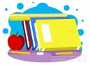 Stationary Back To School Clipart